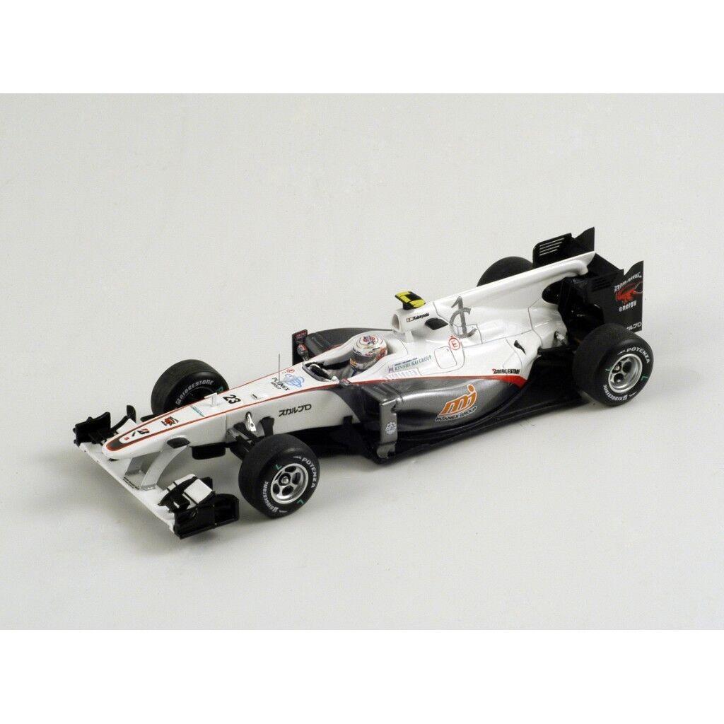 SPARK Sauber C29  23 GP Japan 2010 Kamui Kobayashi SJ001 1 43