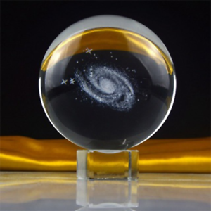Galaxy-Crystal-Ball-Glass-Clear-3D-Laser-Engraved-Miniatures-Globe-Sphere-Decor