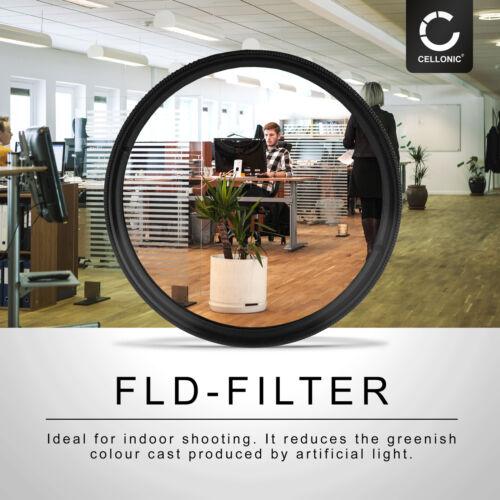 Filtro FD 55mm para Sony Cyber-shot dsc-hx400 Cyber-shot dsc-hx400v