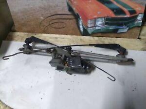 moteur-electrique-essuie-glace-avant-OPEL-CORSA-B-mecanisme-bras