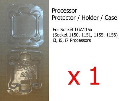 Intel CPU Protective Cover Case Core i3 i5 i7 1150//1151//1155//1156 Pack of 5