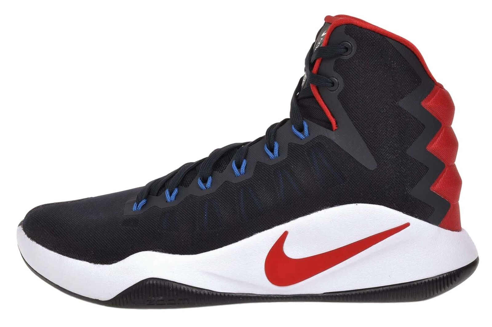 Cheap and beautiful fashion NIKE Hyperdunk 2018 USA Men Basketball Shoes New Obsidian New 844359-446 Comfortable