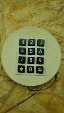 Vintage Old RUSSIAN SOVIET USSR DIGITAL BOTTOM panel for Dial Up Telephone