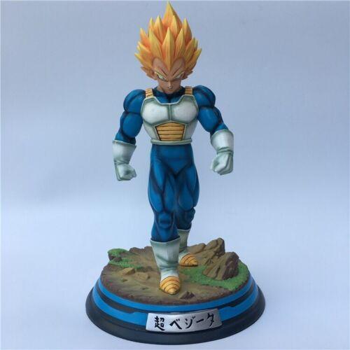 DRAGON BALL Z Vegeta super saiyan Figurine GK Resin Anime Gift New New Brand