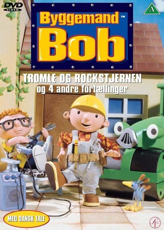 Byggemand Bob 9: Tromle og rockstjernen, instruktør Brian