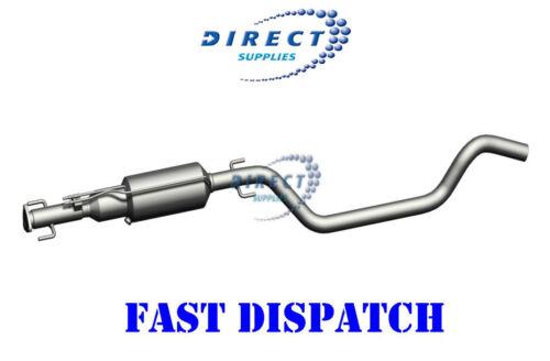 VAUXHALL ZAFIRA II MK2 1.9 CDTi 2005-2011 Diesel Particulate Filter DPF