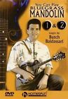 You Can Play Bluegrass Mandolin 1 & 2 2pc DVD