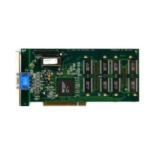 4MB S3 Virge//VX P5AOCC S3  STB Velocity 3D   PCI
