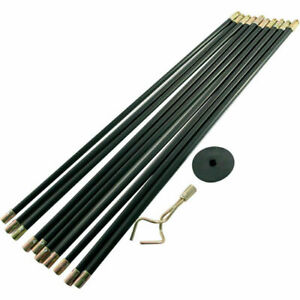 DRAIN-ROD-SET-12PC-9-METRE-PLUNGER-WORM-SCREW-UNBLOCKER-RODS-CLEANER-CLEAN-NEW