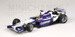 Williams F1 Bmw Fw24 2002 R. Schumacher Minichamps 1/18 Nouveau