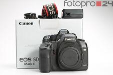 Canon EOS 5d Mark II Body + 163 TSD. inneschi + bene (215760)