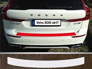 Volvo XC60 Ladekantenschutz Folie Lackschutzfolie Autofolie Schutzfolie t325