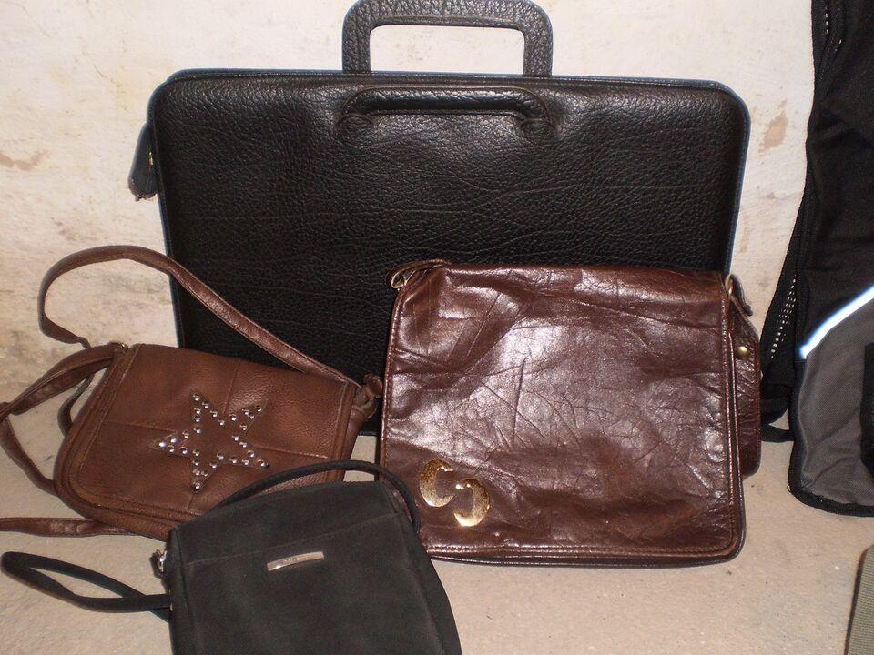 Rejsetasker+andre tasker