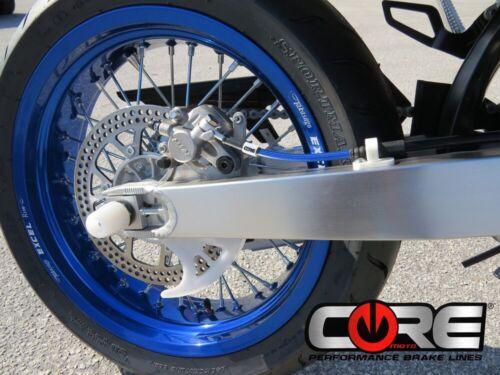 Rear brake line kit custom for 2004 2005 Suzuki GSXR600 CR2008