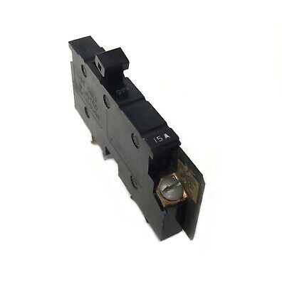 NEW XO 15 Amp Double Pole Circuit Breaker XO215 Square D /& Cutler Hammer