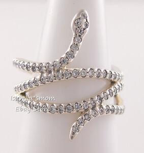 serpente pandora anello