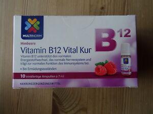multinorm vitamin b12 vital kur himbeere grundpreis 100. Black Bedroom Furniture Sets. Home Design Ideas