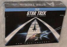 Star Trek: The Original Series - The Full Journey - Blu-ray - NEW & SEALED