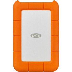 LaCie Rugged USB-C 5TB External Hard Drive Portable HDD