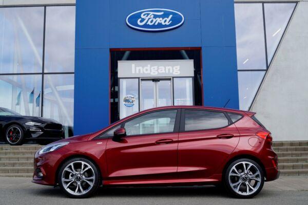 Ford Fiesta 1,0 SCTi 140 ST-Line - billede 2