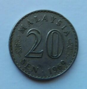 Parliament-Series-20-sen-coin-1969-A
