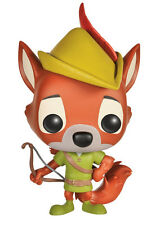 ROBIN HOOD VINYL POP FUNKO ACTION FIGURE FILM DISNEY CARTONE CARTOON STATUA #1
