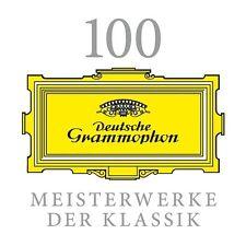ARGERICH/RICHTER/DOMINGO/ABBADO/+ - 100 MEISTERWERKE DER KLASSIK 5 CD NEU