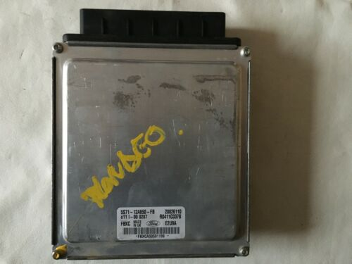 28026110 R0411C037B FORD MONDEO Motorsteuergerät 5S71-12A650-FB 5S7112A650FB