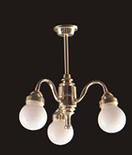 CASA delle Bambole Illuminazione 3 Globe lampadario LT6010