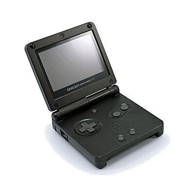 Game Boy Advance SP Black Handheld System