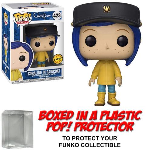 Funko POP ~ ASSORTED CORALINE FIGURES /& BOBBLEHEADS w//POP PROTECTORS+++