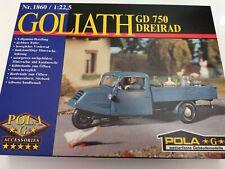 Pola G 331860 Goli Dreirad GD 750 Neu