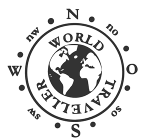Kompass Aufkleber 20cm Windrose Aufkleber Auto Caravan