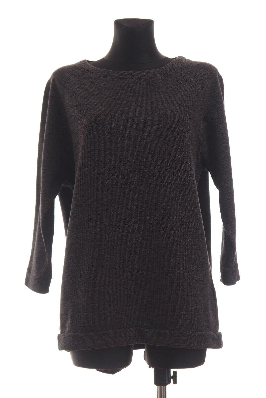 COS  Women's Grey Oversized Sweatshirt Size XS