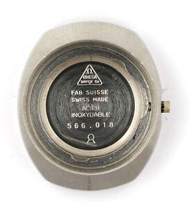 OMEGA-LADIES-WRISTWATCH-CASE-REF-566-018-MONOBLOC-SEAMASTER-SPARES-REPAIRS-L54