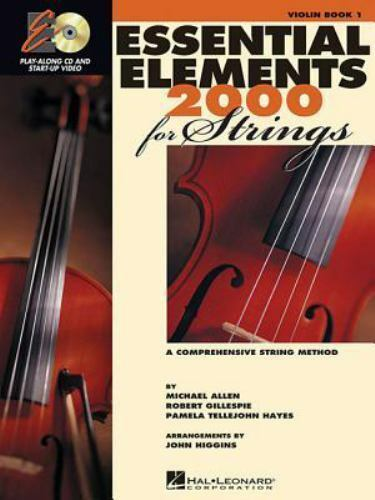 Essential Elements for Strings - Book 1 with EEi: Violin , Michael Allen