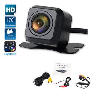170-HD-Night-Vision-Car-Rear-View-Camera-Parking-Reverse-Cam-Set-Waterproof