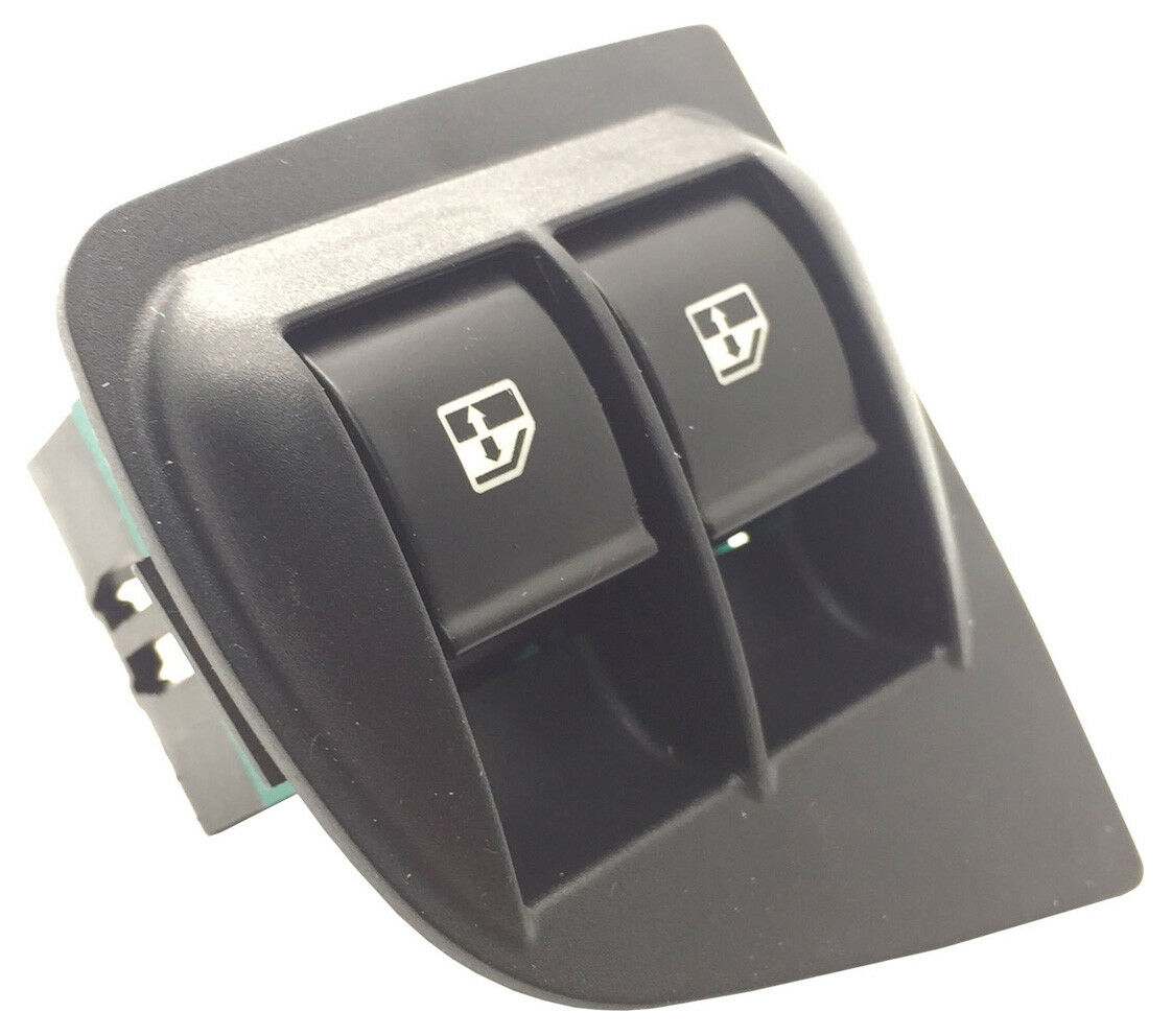 Front Right Double Electric Power Window Switch Button Fits Fiat CBL138