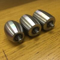 English Wheel Bottom Rollers, Anvils, Very High Quality, Wheeling