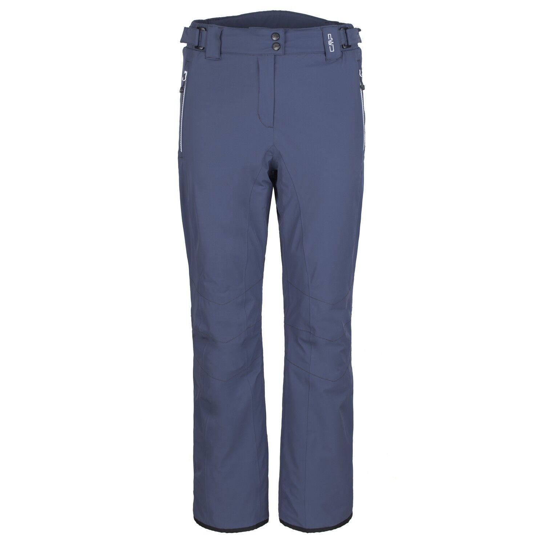 CMP Yorkton Inverno Neve Pantaloni Pantaloni Grigio Stretch Impermeabile triete