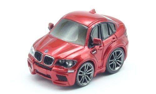 Finework Choro Q tamaño BMW X6M Kit De Resina Hg