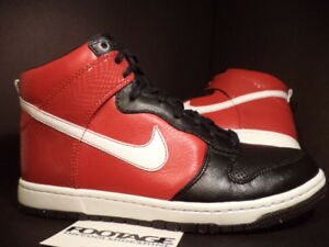 best service 656cb 01bc0 ... n7 hi black red 4e972 c3355  coupon for image is loading 2007 nike sb  dunk high hi supreme varsity bc3c2 19eb5