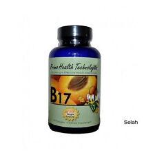 Organic Vitamin B17 500mg 90 capsule bottle