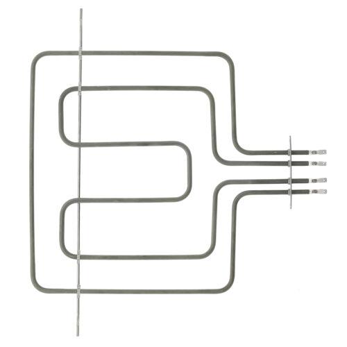 FLV90FX 2100W DUAL Grill Forno Fornello Riscaldamento Riscaldatore Elemento Per Flavel FL56FX