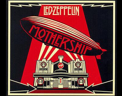 """Led Zeppelin 14 x 11/"""" Photo Print"""