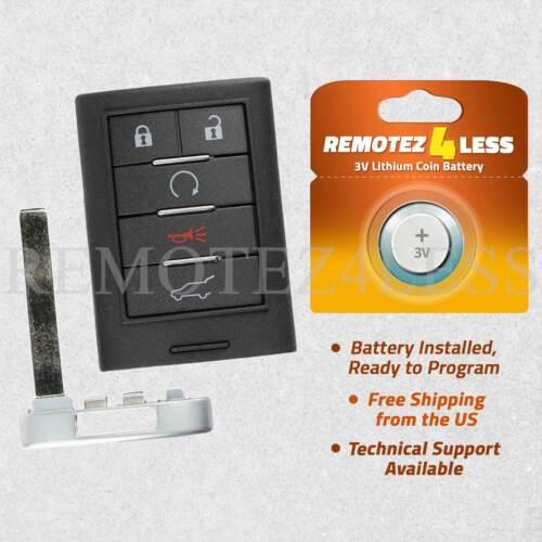 Keyless Entry Remote for 2010 2011 2012 2013 2014 2015 Cadillac SRX Car Key Fob