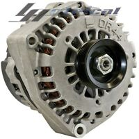 100% High Output Alternator For Chevy Gmc 1500 2500 3500 Pickup Truck 250amp