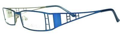 1x Brille Céci Brillengestell Brillenfassung Mod 5006 Col 760 Blau/ Grau Eine Lange Historische Stellung Haben