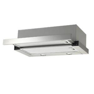 60cm-Rangehood-Slideout-Twin-Motor-LED-Lights-2-Speed-Washable-Mesh-Filters