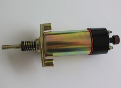 24V Diesel shut off solenoid 155-4653  for Caterpillar 330B//C,350 excavator